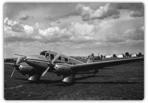 A prototype of the post-war twin-engined Z-20 was never produced, despite its good flying characteristics.