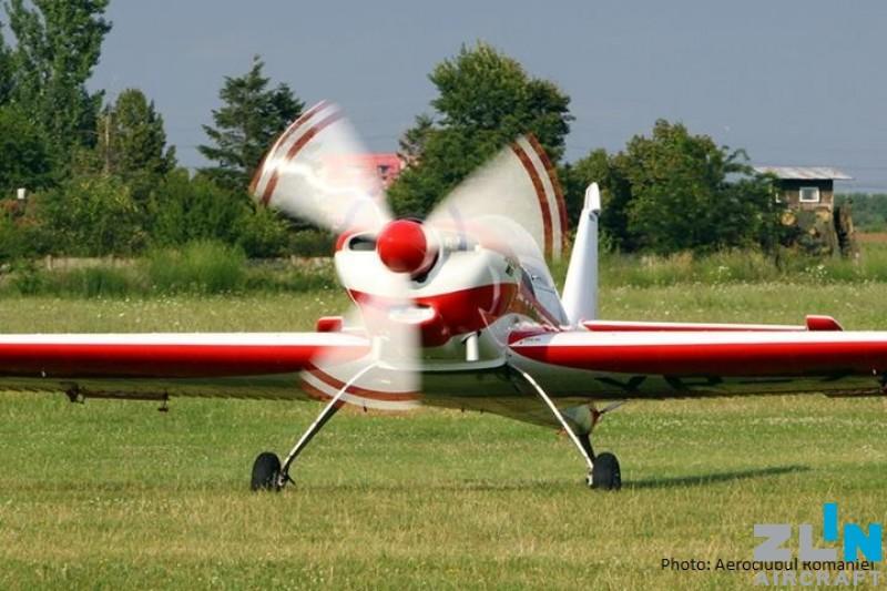"The overhaul of legendary aerobatics ""Z 50 LS"" for Romanian Aero Club in ZLIN AIRCRAFT a.s."