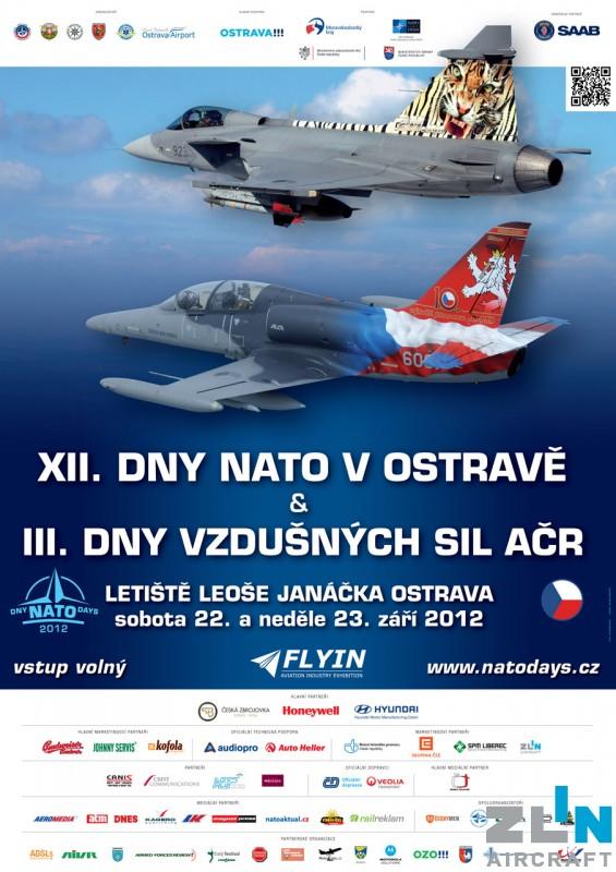 NATO Days in Ostrava & Czech Air Force Days, September 22nd-23rd, 2012