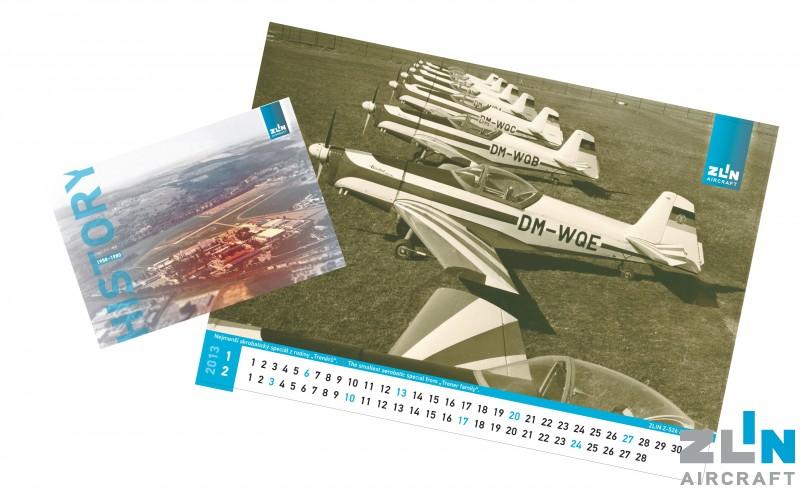 New photo calendar - HISTORY 2013