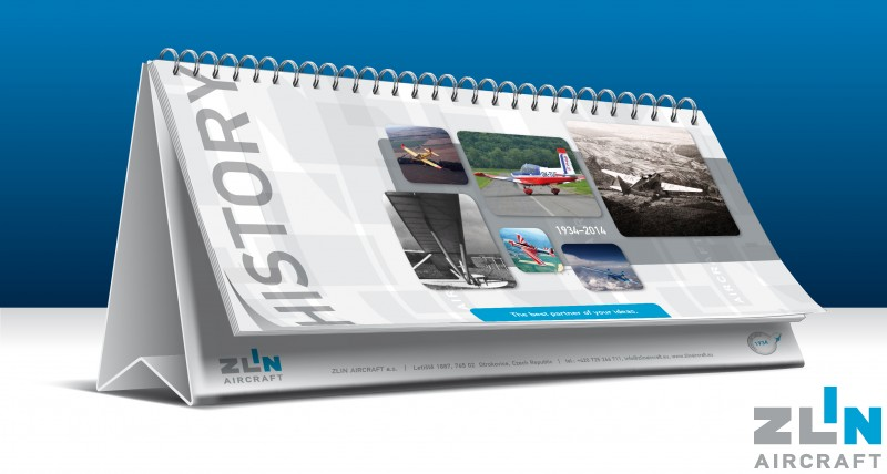 New Photo Calendar for Your Table – HISTORY 2014